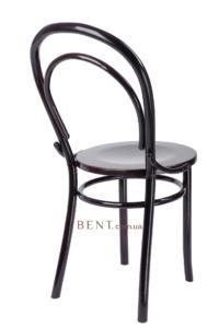 Вид сзади венский стул для кухни