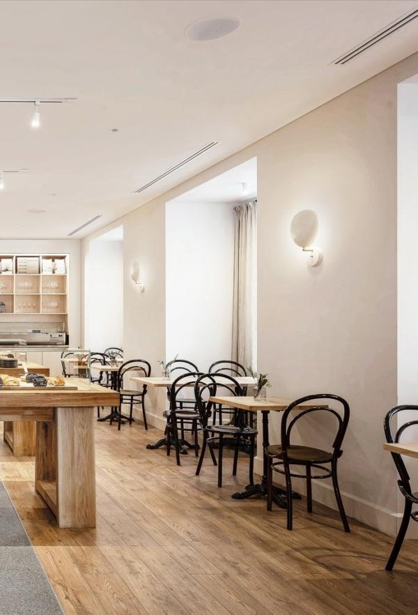 Венские стулья для кафе от производителя Bent