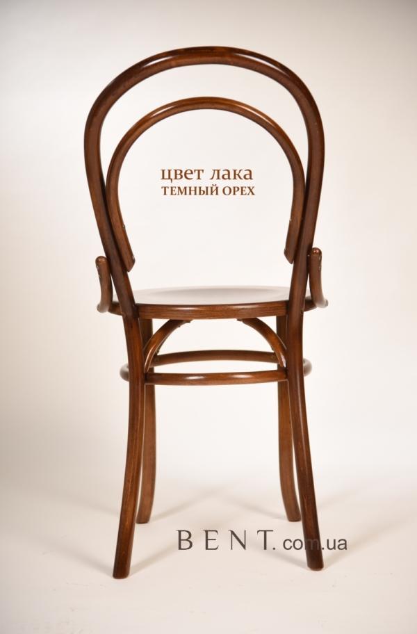 Chair BENT Bukovina brown back