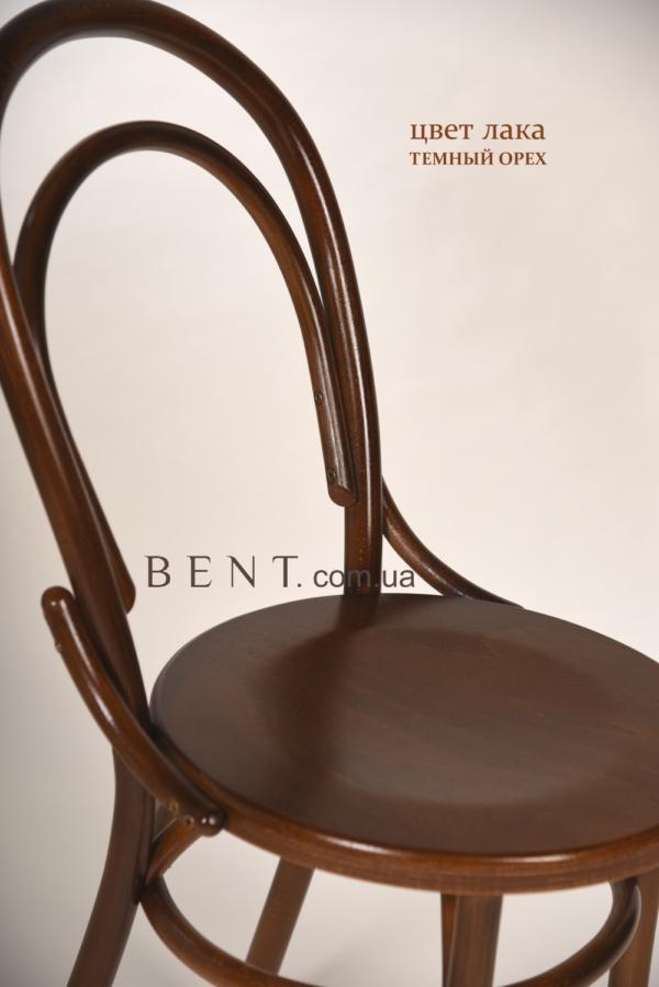 Chair BENT Bukovina brown zoom