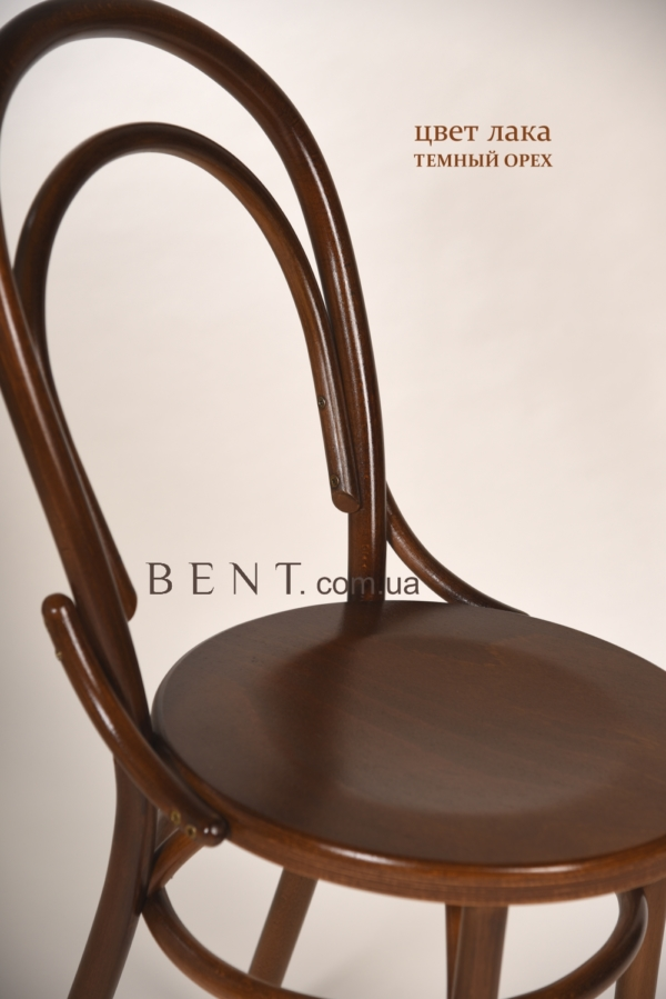 Chair BENT Bukovina brown zoom