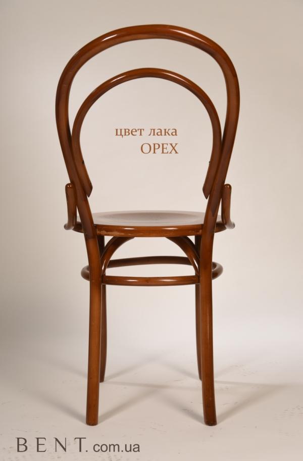 Chair BENT Bukovina light brown back