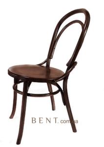 Венский стул Буковина от Bent цвет шоколад