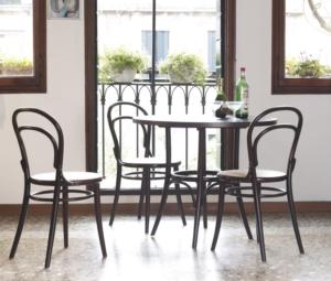Венские стулья и стол