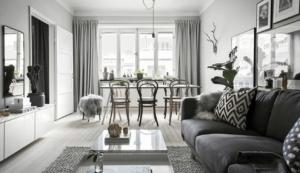 Венские стулья в стильном интерьере