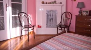 BENT деревянные венские стулья в спальне