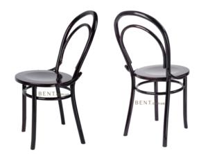 Фото деревянные стулья Bent два ракурса