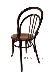 Классический венский стул «Вена» из дерева породы бук, вид сзади