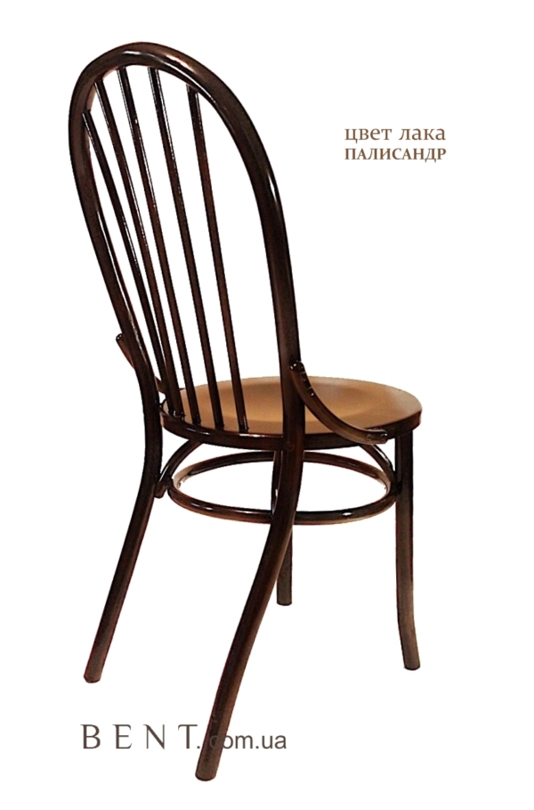Chair BENT Dublin back dark