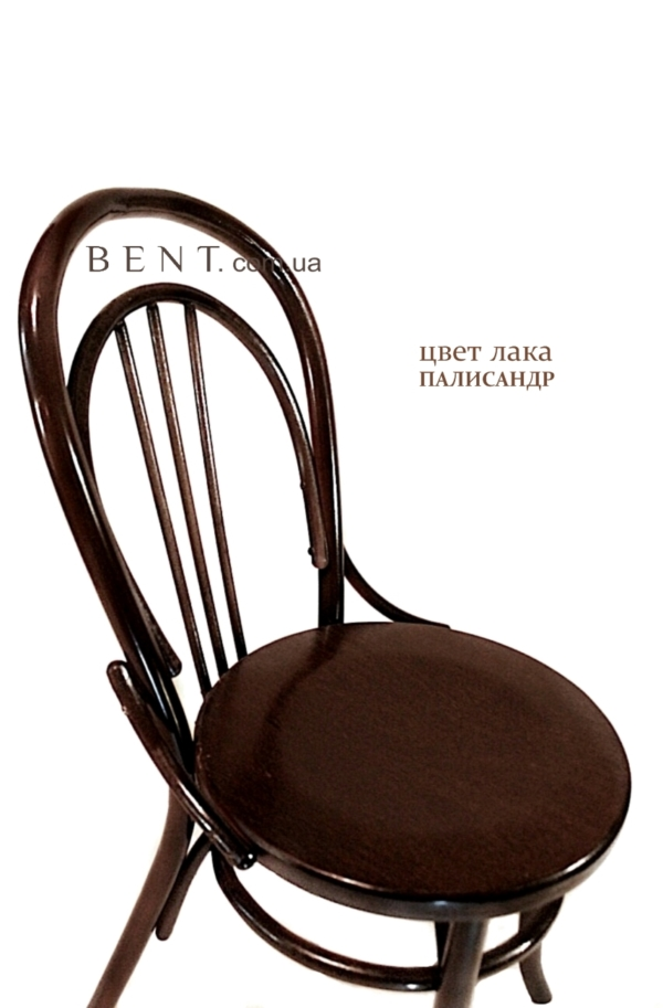 Chair BENT Vienna zoom varnish