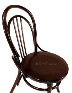 Стул «Вена» вид сверху, классический стул из дерева