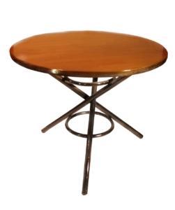 обеденные деревянные столы для ресторанов Bent.com.ua