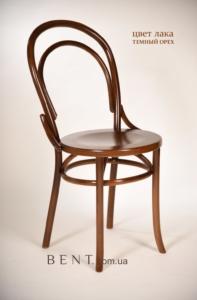 Chair BENT Bukovina brown best price