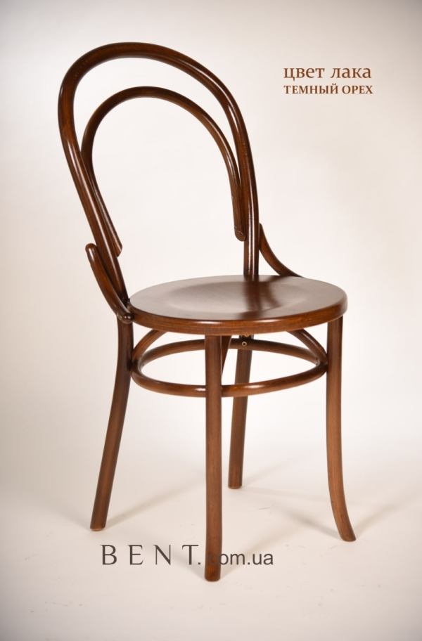 Chair BENT Bukovina brown 1-min