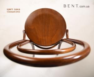 Buy Chair BENT Bukovina brown top