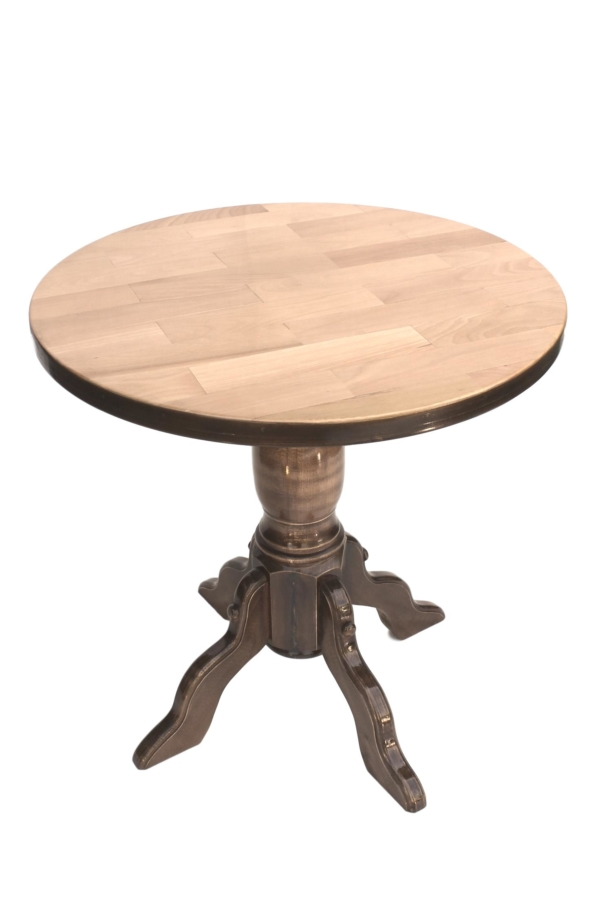 Wood table classic