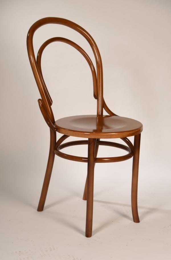 Chair BENT Bukovina light brown-min