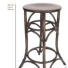 венские барные стулья для кафе