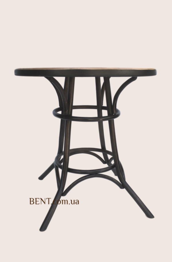 венский стол из дерева для ресторана и кафе
